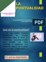 LA PUNTUALIDAD.pptx