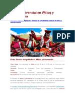 Willoq y Patacancha