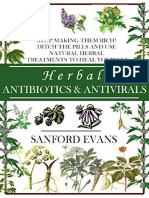 Herbal Antibiotics and Antivirals - Stop Making Them Rich! Ditch the Pills.pdf
