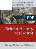 [Short Oxford History of the Modern World] Norman McCord, Bill Purdue - British History 1815-1914 (2007, Oxford University Press, USA).pdf