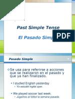 Simple Past - El Pasado Simple