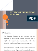 5 Estados Financieros Basicos
