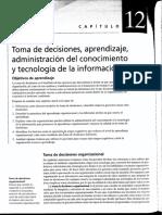 Gareth, R. (2008). Teoría Organizacional. Diseño y Cambio en Las Organiz...