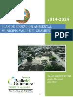 Plan Educación Ambiental