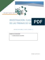Reporte de Investigacion Turbinas