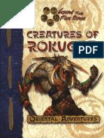 Creatures of Rokugan.pdf