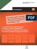 6.2.El Modelo EFQM de Excelencia 2013