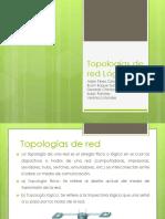 Topologías de Red Lógica