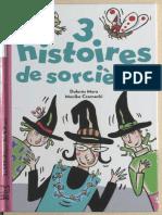 Trois histoires de sorcières