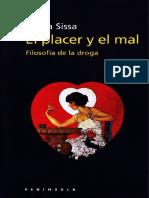 Giulia Sissa El Placer y El Mal