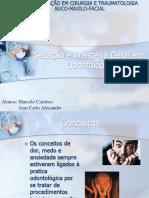 Sedação e Anestesia Geral Em Odontologia - Marcelo e Jean