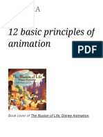 12 Basic Principles of Animation - Wikipedia
