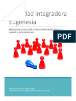 activida integradora Eugenesia