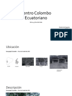 Centro Colombo Ecuatoriano