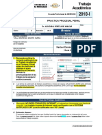 Trabajo Academico Practica Procesal Penal Ciclo x