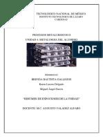 La Metalurgia Del Aluminio