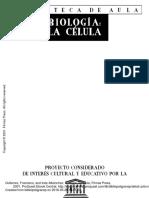 Biología La Célula (Pg 1 64)