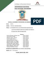 LABORATORIO - METODO BRASILERO