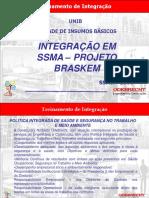 Integração Em SSMA CNO-Novo Padrão