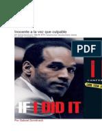 Historia - Inocente a La Vez Que Culpable