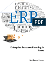 ERP in Banks for BIBM Final