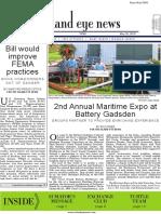 Island Eye News - May 25, 2018