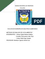 Informe Del Nctar