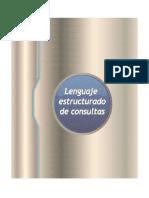 Lenguaje Estructurado de Consultas - SQL