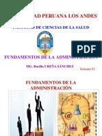 Clase 2 de Fundamentos de La Administración