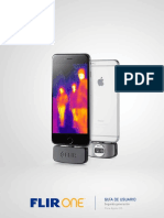 Flir One Ios2 Manual Es