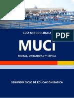 Guia Metodologica MUCi Segundo Ciclo