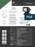 Golight RadioRay LED 79514