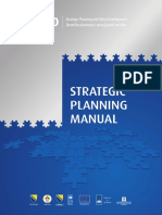 Strategic Planning Manual