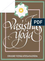 Vasistha's Yoga - Swami Venkatesananda