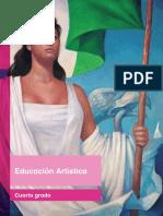 Artistícas  libro 4°