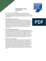 ECCE FAQ's.pdf