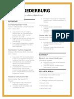 wynnrederburg -resume