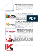 Antivirus Populares