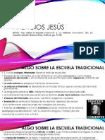 PALACIOS, J. 2010 Algo sobre la escuela tradicional y La tradición renovadora.pptx