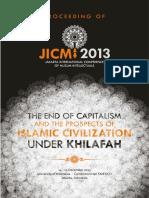 Proceeding JICMI 2013