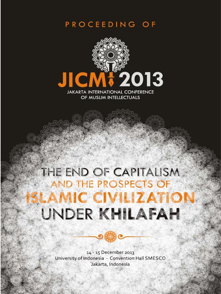 Proceeding Jicmi 2013 Pidato 3 Bahasa Arab Indonesia Inggris Tim Ulama Timur Tengah