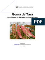 Tara Gum Espagnol