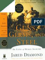 Jared Diamond - Guns Germs and Steel