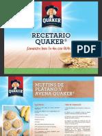 Recetario Quaker