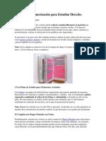 Técnicas de Memorización para Estudiar Derecho.docx