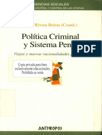 06.- Politica Criminal Y Sistema Penal - Rivera, Iñaki-1.pdf