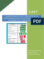 Plan de Evacuacion y Emergencia Piscina Lorqui