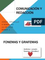Comunicación y Redacción