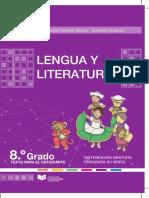 8vo Egb Texto Lengua