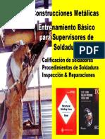 Entrenamiento Basico Para Supervisores de Soldadura